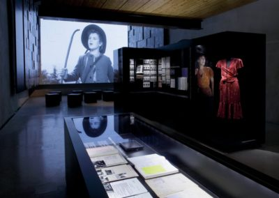 MUSÉE DES ACTEURS DE CINÉMA SLOVÈNES DIVAČA
